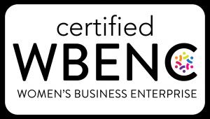 WBENC certified seal